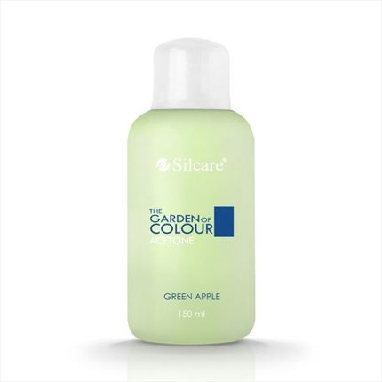 Acetona 150ml con aroma a manzana verde The Garden of Colour - TheNailsCloset España