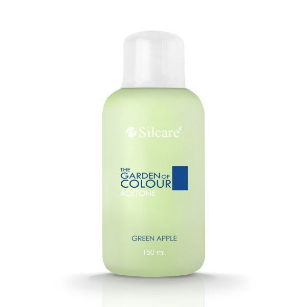 Acetona 150ml con aroma a manzana verde The Garden of Colour
