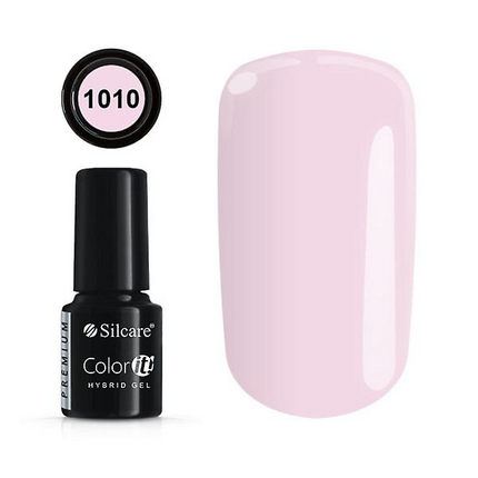 Esmalte permanente 1010 de la gama Color IT Premium marca Silcare - TheNailsCloset