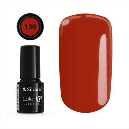 Esmalte permanente 130 de la gama Color IT Premium marca Silcare - TheNailsCloset