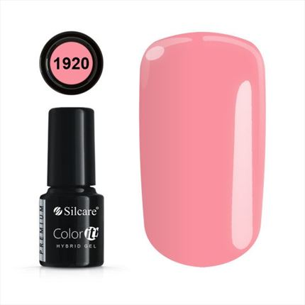 Esmalte permanente 1920 de la gama Color IT Premium marca Silcare - TheNailsCloset