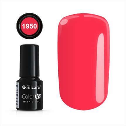 Esmalte permanente 1950 de la gama Color IT Premium marca Silcare - TheNailsCloset