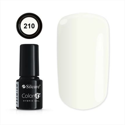 Esmalte permanente 210 de la gama Color IT Premium marca Silcare - TheNailsCloset