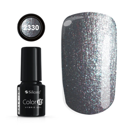 Esmalte permanente 2330 de la gama Color IT Premium marca Silcare - TheNailsCloset