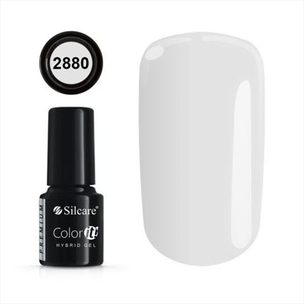 Esmalte permanente 2880 de la gama Color IT Premium marca Silcare - TheNailsCloset