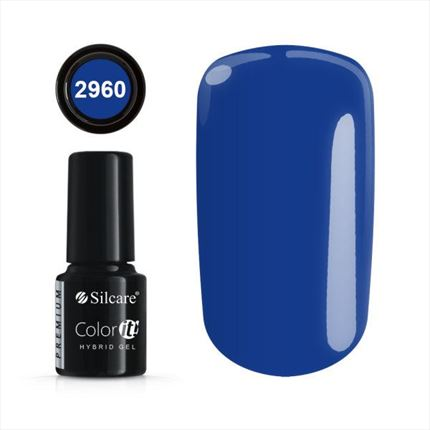 Esmalte permanente 2960 de la gama Color IT Premium marca Silcare - TheNailsCloset