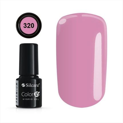 Esmalte permanente 320 de la gama Color IT Premium marca Silcare - TheNailsCloset