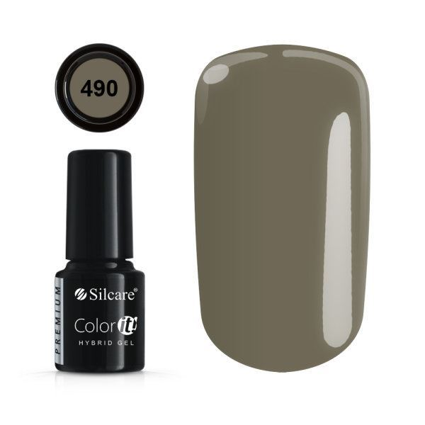 Esmalte permanente Color It Premium color 490