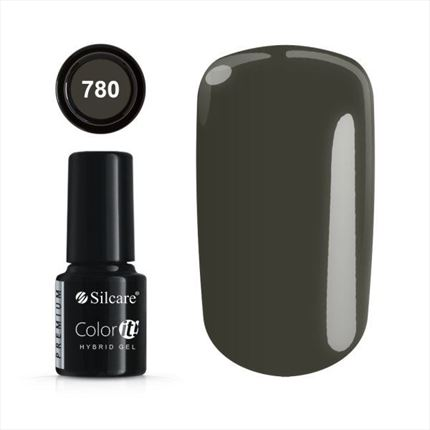 Esmalte permanente 780 de la gama Color IT Premium marca Silcare - TheNailsCloset