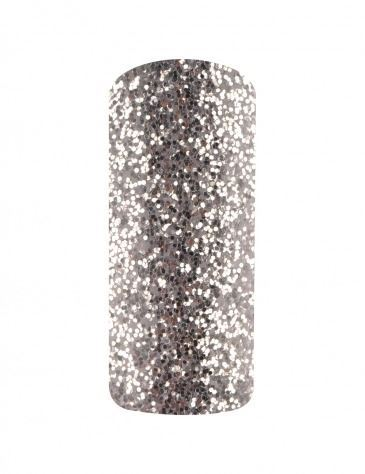 Esmalte permanente color purpurina brillante plata 5ml (1)