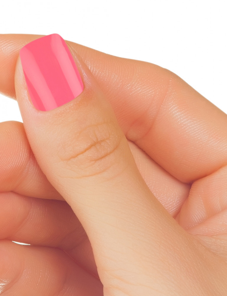 Esmalte Permanente Color Rosa Claro Flúor 15ml