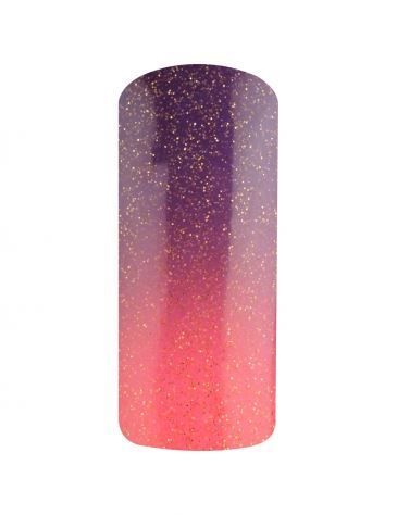 Esmalte permanente térmico color morado - coral brillante 15ml (6)