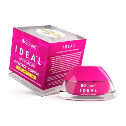 Gel de uñas baja generación de calor IDEAL UV/LED 50g - TheNailsCloset
