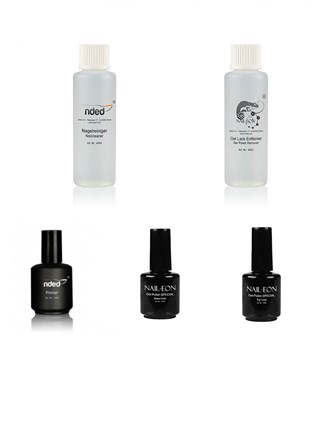 Comprar kit esmaltes permanentes - TheNailsCloset