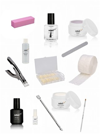 Comprar Kit para uñas de gel SIN lámpara - TheNailsCloset
