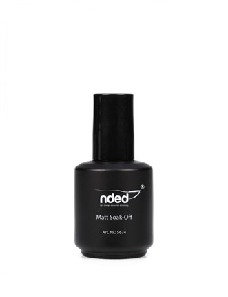 Top Coat UV MATE / Esmalte gel de uñas de acabado rápido MATE 15ml - TheNailsCloset